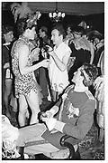 Hugh Grant, Piers Gaveston Ball, Park Lane Hotel 13.05.83© Copyright Photograph by Dafydd Jones 66 Stockwell Park Rd. London SW9 0DA Tel 020 7733 0108 www.dafjones.com