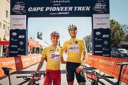 2017 #ChandelierChampagne Stage7 Momentum Health Cape Pioneer Trek, presented by Biogen