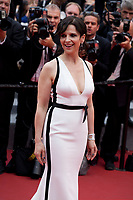 Juliette Binoche at L'amant Double gala screening at the 70th Cannes Film Festival Friday 26th May 2017, Cannes, France. Photo credit: Doreen Kennedy