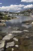 Virginia Lake - Eastern Sierras