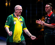 Paul Hogan during the BDO World Professional Championships at the O2 Arena, London, United Kingdom on 5 January 2020.