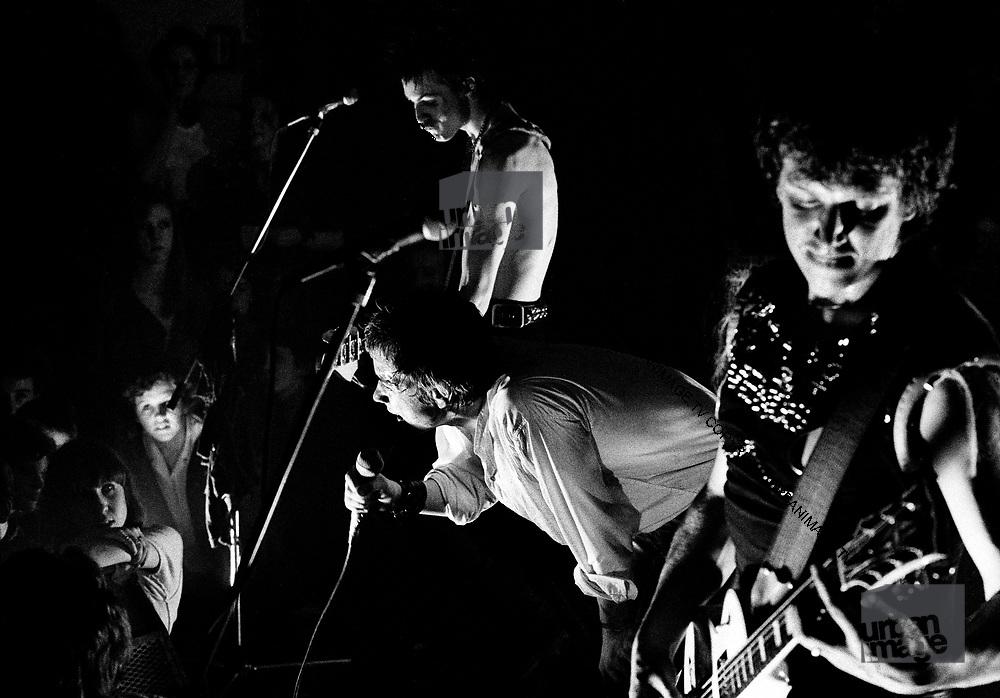 Sex Pistols live at Brunel University 1977