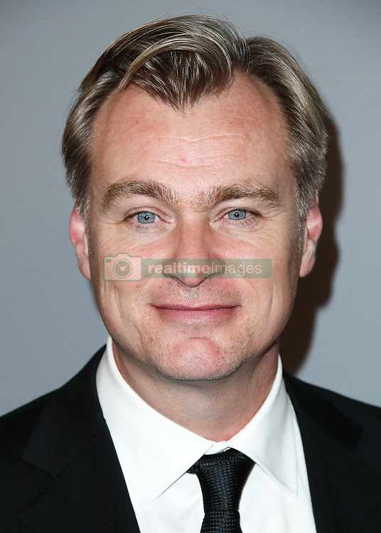 InStyle And Warner Bros. Pictures Golden Globe Awards After Party held at The Beverly Hilton Hotel on January 7, 2018 in Beverly Hills, Los Angeles, California, United States. 07 Jan 2018 Pictured: Christopher Nolan, Emma Thomas. Photo credit: Xavier Collin/Image Press Agency / MEGA TheMegaAgency.com +1 888 505 6342