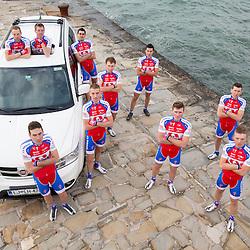 20130219: SLO, Cycling - Team Adria Mobil (SLO) for season 2013
