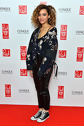 Izzy Bizu attending the Red Women of the Year Awards, at the Royal Festival Hall in London. Picture date: Monday October 17th, 2016. Photo credit should read: Matt Crossick/ EMPICS Entertainment.