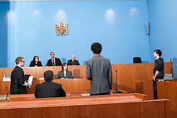 Prosecutor in Sheffield Magistrates' court