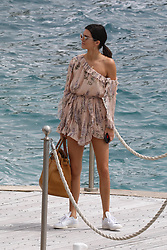 Kendall Jenner in Cannes. 22 May 2017 Pictured: Kendall Jenner. Photo credit: Vecio / MEGA TheMegaAgency.com +1 888 505 6342