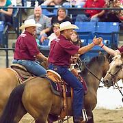 Battle In The Saddle - Buck Davidson