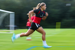 Abi Harrison of Bristol City Women during training at Failand - Mandatory by-line: Robbie Stephenson/JMP - 26/09/2019 - FOOTBALL - Failand Training Ground - Bristol, England - Bristol City Women Training