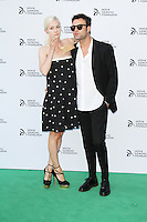 Portia Freeman, Novak Djokovic Foundation London gala dinner, The Roundhouse London UK, 08 July 2013, (Photo by Richard Goldschmidt)