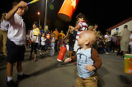 German community meets at St. Marks church in Miami for a traditional St. Martin's parade.