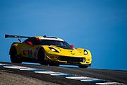 September 21-24, 2017: IMSA Weathertech at Laguna Seca. 3 Corvette Racing, Corvette C7.R, Antonio Garcia, Jan Magnussen