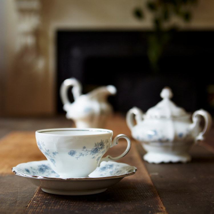 Foster Family Teacup #3