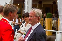 Lansink Jos, BEL, Melchior Leon<br /> CHIO Aachen 2001<br /> © Hippo Foto - Dirk Caremans<br /> 15/06/2001