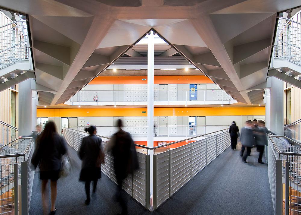 Folkestone Academy, Kent, Norman Foster & Partners, Buro Happold Engineers