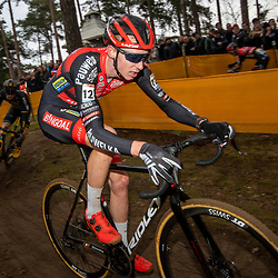 26-12-2019: Cycling: CX Worldcup: Heusden-Zolder: Michael Vanthourenhout trying to keep the pace