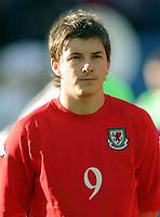 Fotball<br /> Privatlandskamp<br /> Norge v Wales 0-0<br /> Ullevaal Stadion<br /> 27.05.2004<br /> Foto: Morten Olsen, Digitalsport<br /> <br /> John Oster - Sunderland