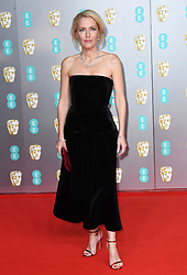 Gillian Anderson attending the 73rd British Academy Film Awards held at the Royal Albert Hall, London. Photo credit should read: Doug Peters/EMPICS Entertainment