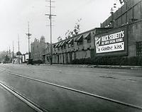 1927 Mack Sennett Keystone Studios in Edendale, CA
