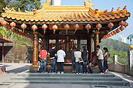 Many single men and women come to the Xuexialaoren Matchmaker Temple to pray to meet their soulmate soon.  (Or are dragged their by their parents!)