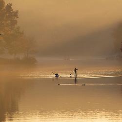 Reston in the Fall  Northern Virginia