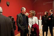 SIR RICHARD CORK; LINDY DUFFERIN, Henry Moore, Tate Britain. London. 22 February 2010