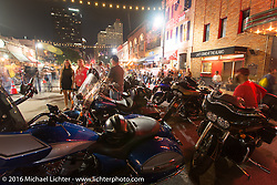 2016 ROT (Republic of Texas Rally). Austin, TX, USA. Friday, June 10, 2016.  Photography ©2016 Michael Lichter.