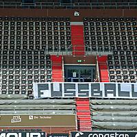 nph00001  Millerntor-Stadion, leere Raenge<br /> Hamburg, 17.05.2020, Fussball 2. Bundesliga, FC St. Pauli - 1. FC Nuernberg <br /> <br /> Foto: Tim Groothuis/Witters/Pool//via Kokenge/nordphoto