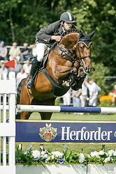 , Warendorf - Bundeschampionate 31.08 - 04.09.2005, Galaxi Gräfin - Meier, Philippe