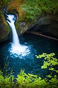 Punchbowl Falls on Eagle Creek, Oregon