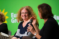 DEU, Deutschland, Germany, Berlin, 24.11.2018: Monika Vana (MEP). Council of the European Green Party (EGP council) at Deutsche Telekom Representative Office.