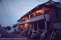Rooming House, Weirs Beach, Laconia, NH., 1995<br /> <br /> Limited Edition Print from an edition of 50. Photo ©1982 Michael Lichter.