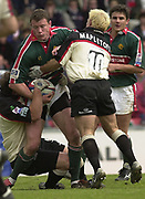 Leicester, Leicestershire, 3rd May 2003, Welford Road Stadium, [Mandatory Credit: Peter Spurrier/Intersport Images],Zurich Premiership Rugby - Leicester Tigers v London Irish