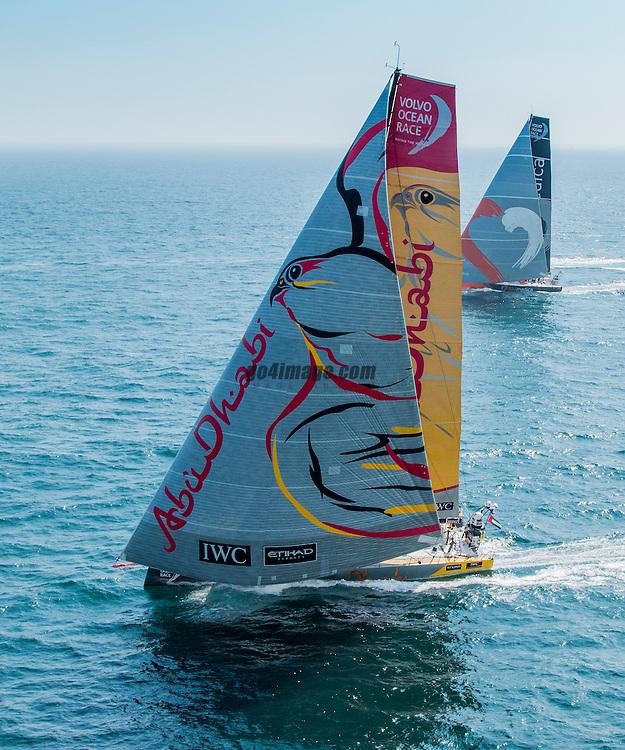 Start<br /> Newport<br /> Volvo Ocean Race