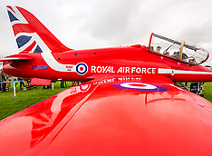 Scotland's National Airshow, East Fortune, 27 July 2019