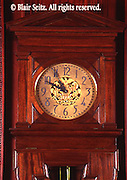 PA Capitol Complex House Speaker's Office, Antique Clock, Harrisburg, Pennsylvania