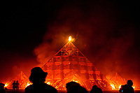 The Temple Burn 2013