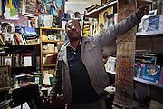 Commerciante, Addis Ababa 20 settembre 2014.  Christian Mantuano / OneShot