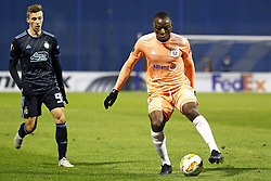 December 13, 2018 - Zagreb, Croatia - ZAGREB, CROATIA - DECEMBER 13 : Edo Kayembe midfielder of Anderlecht  pictured during the Europa League Group Stage - Group D match between Dinamo Zagreb and Rsc Anderlecht on december 13, 2018 in Zagreb, Croatia, 13/12/2018 (Credit Image: © Panoramic via ZUMA Press)