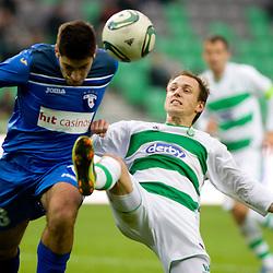 20111204: SLO, Football - PrvaLiga, NK Olimpija vs HIT Gorica