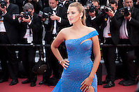 Blake Lively at the gala screening for the film The BFG at the 69th Cannes Film Festival, Saturday 14th May 2016, Cannes, France. Photography: Doreen Kennedy