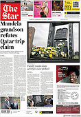 April 07, 2021 (AFRICA): Front-page: Today's Newspapers In Africa