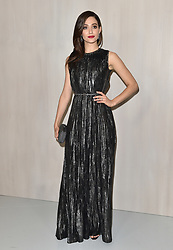 Hammer Museum Gala in the Garden. Hammer Museum, Los Angeles, California. 14 Oct 2017 Pictured: Emmy Rossum. Photo credit: AXELLE/BAUER-GRIFFIN / MEGA TheMegaAgency.com +1 888 505 6342