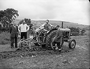 Ploughing Championships at Tallaght/Kilkenny..11.07.1961