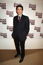 RALF LITTLE at the South Bank Show Awards held at The Dorchester, Park Lane, London on 29th January 2008.<br /><br />NON EXCLUSIVE - WORLD RIGHTS