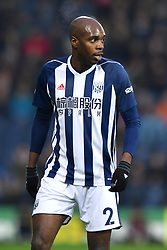 West Bromwich Albion's Allan Nyom