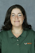 2002-03 Miami Hurricanes Athletics Head Shots