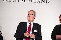 DEU, Deutschland, Germany, Berlin, 24.11.2014: Strategieforum zum Thema: Daten als Währung der Zukunft. Atrium der F.A.Z. Berlin. Axel Voss (MdEP, CDU).