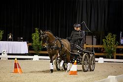 Francisca den Elzen, (NED)<br /> Indoor Brabant - 's Hertogenbosch 2016<br /> © Hippo Foto - Dirk Caremans<br /> 11/03/16