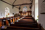 Village parish church Aldringham, Suffolk, England, UK